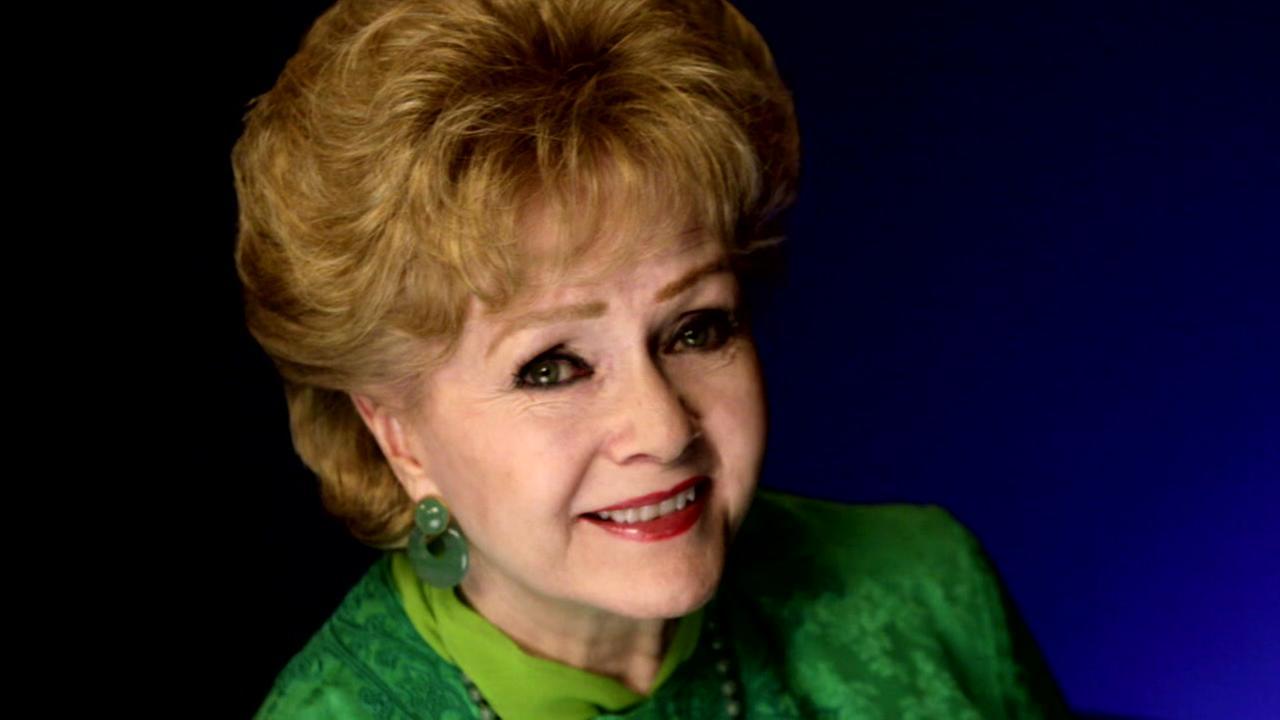Debbie Reynolds dies at 84