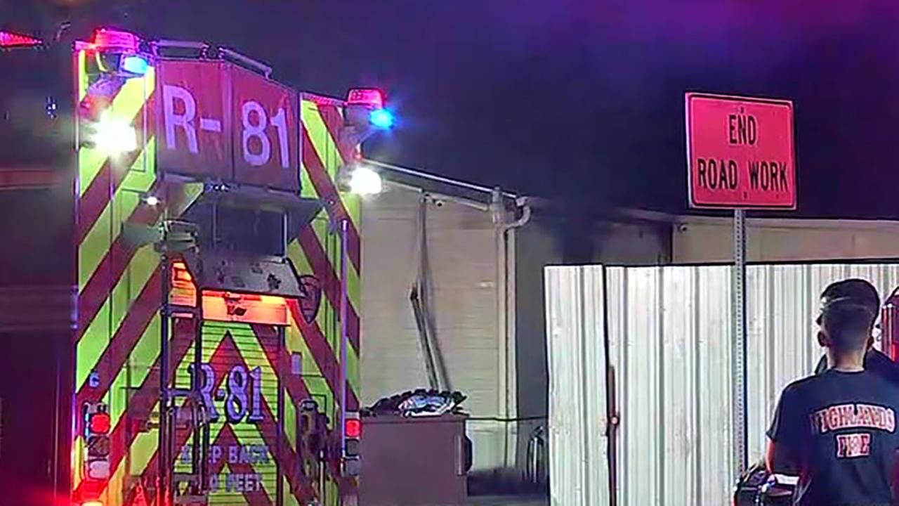 Fire officials investigating mobile home fire