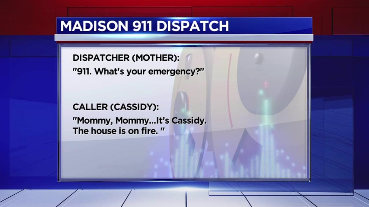 911 operator speaks about taking call about her home
