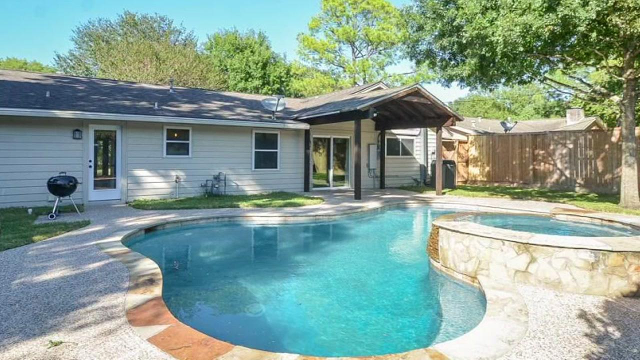 Houston home featured on House Hunters