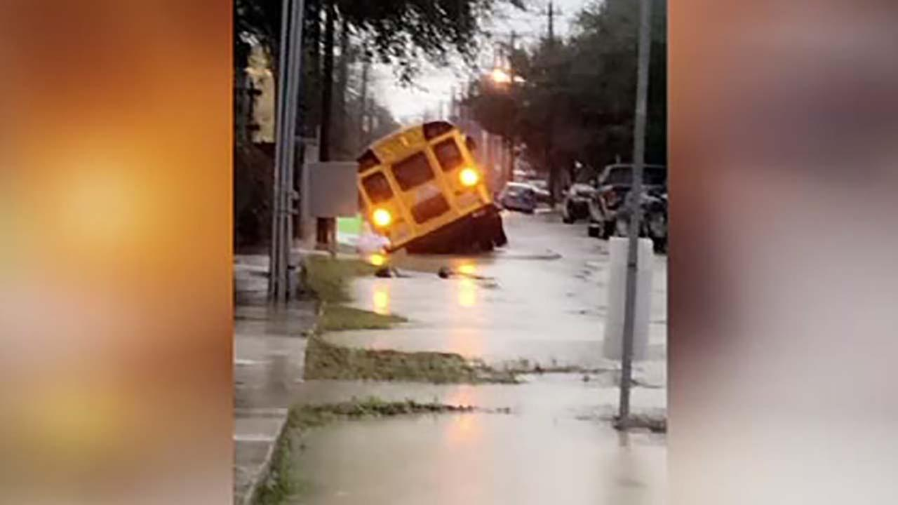HISD officials explain protocol in flooding events