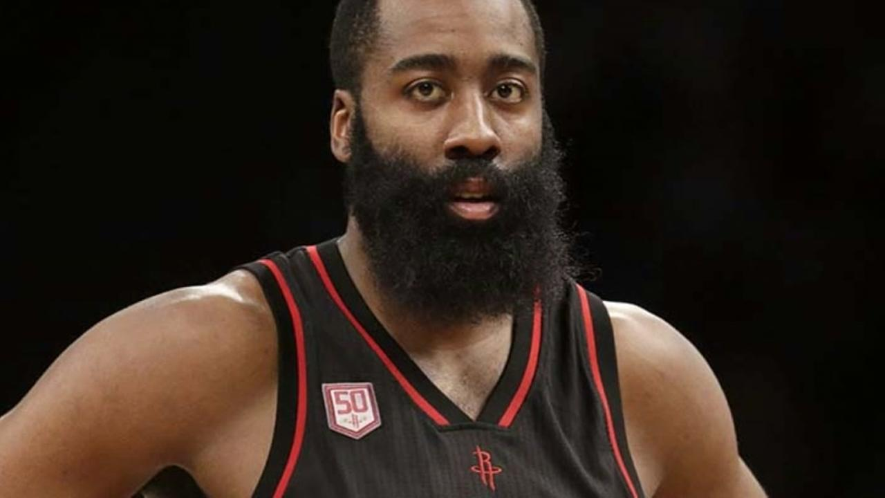 James Harden selected to his fifth straight NBA All-Star Game.