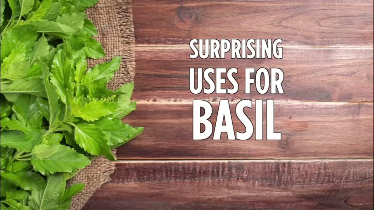 Surprising uses for basil
