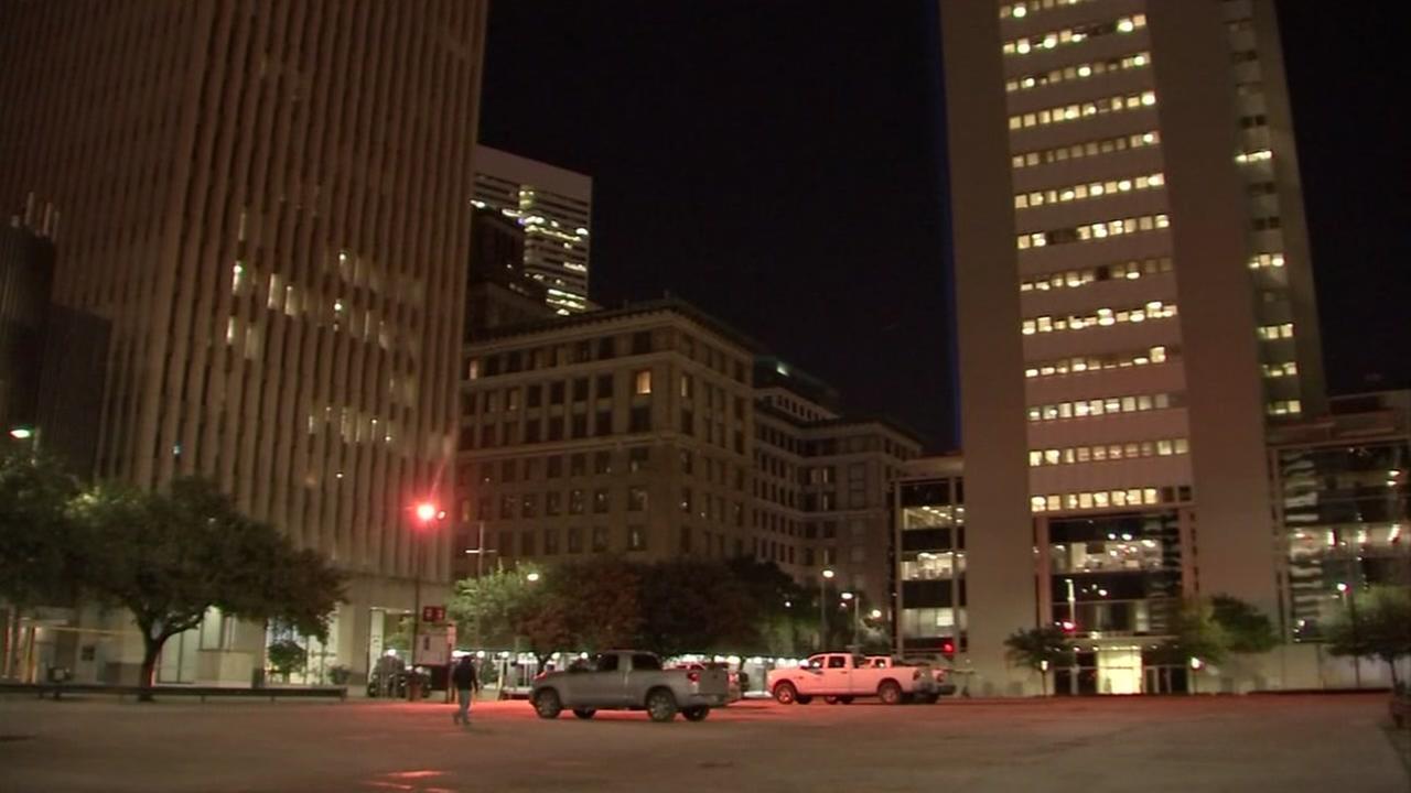 Good Samaritan stops rape in downtown Houston