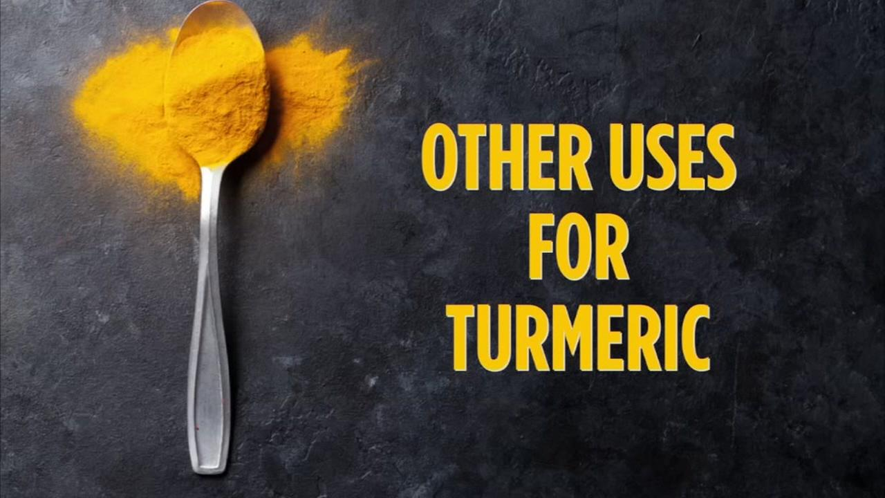 Lifehack: Uses for turmeric