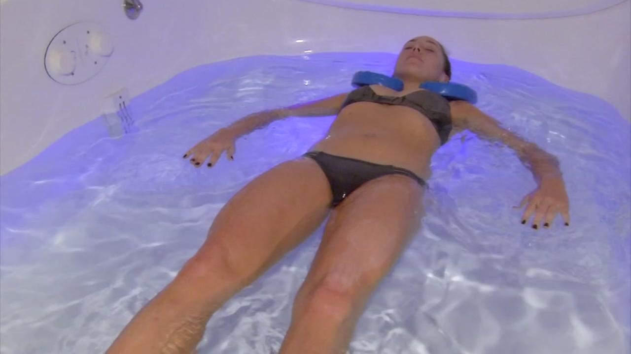COOL SPACES: Flotation therapy at Mizu