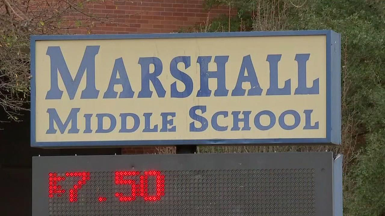 Principal at Marshall Middle School under investigation after misconduct allegations