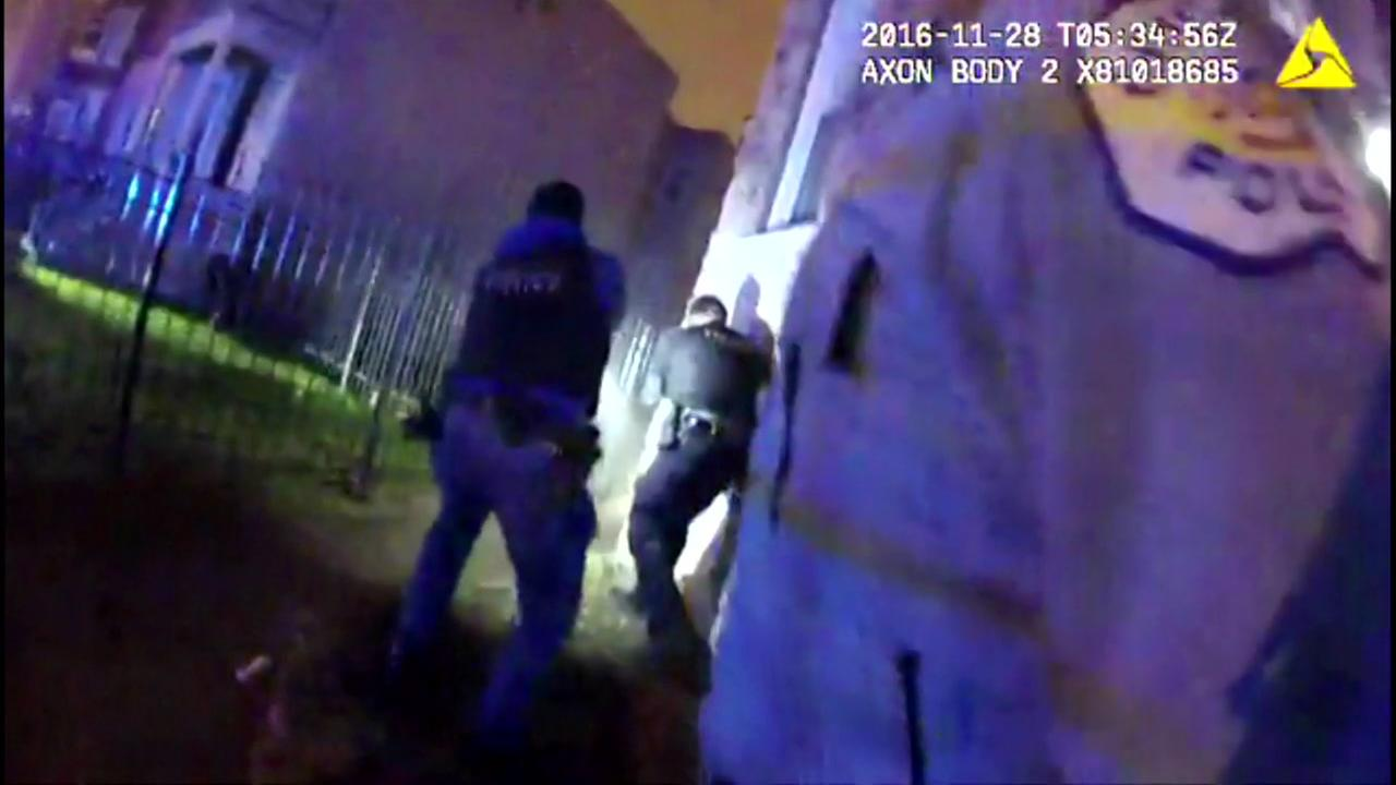 Body cam footage shows intense shootout with Chicago police