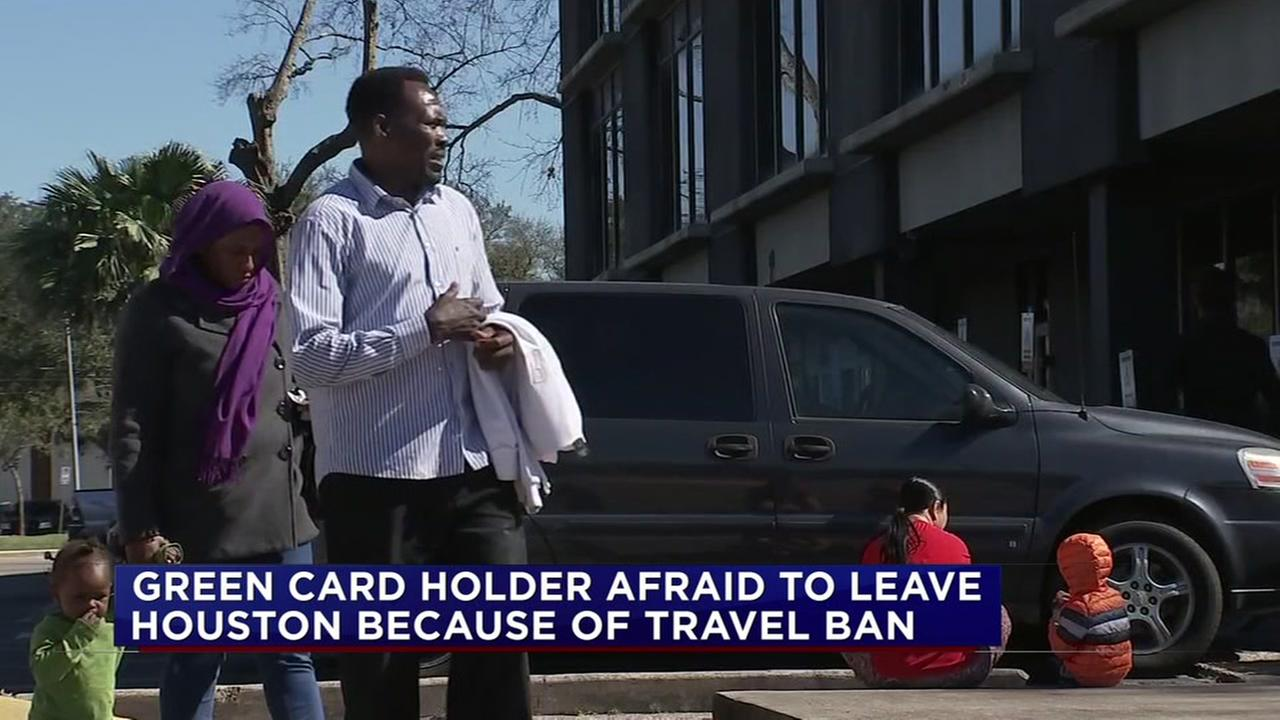 Local immigrants fear effects of Trump order