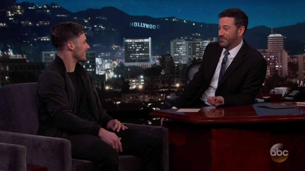 Danny Amendola on Jimmy Kimmel