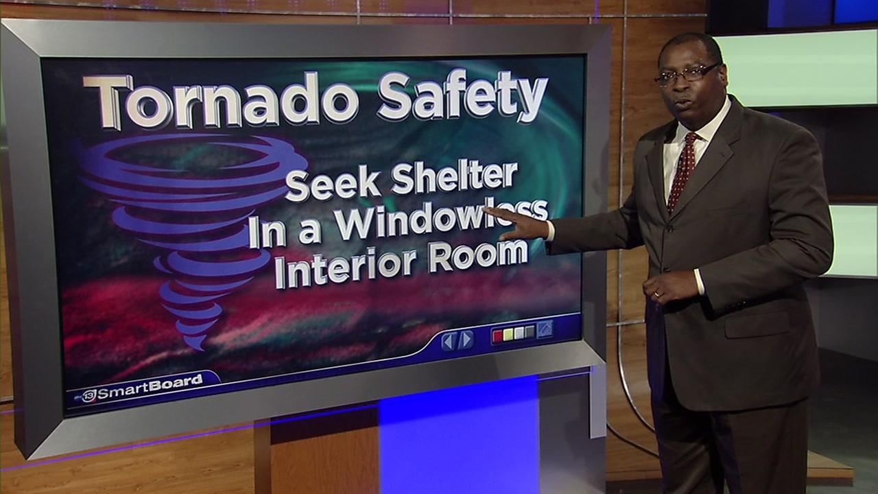 David Tillmans tips on tornado safety