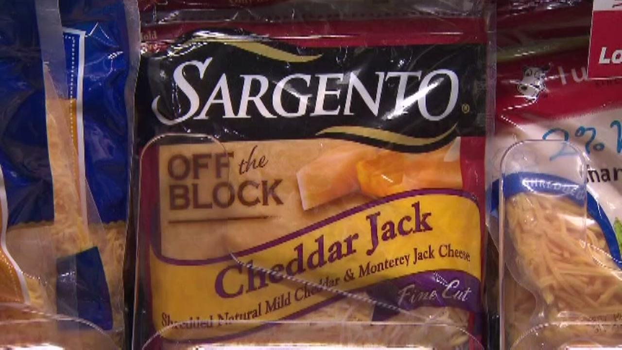Sargento recalls cheese due to possible contamination