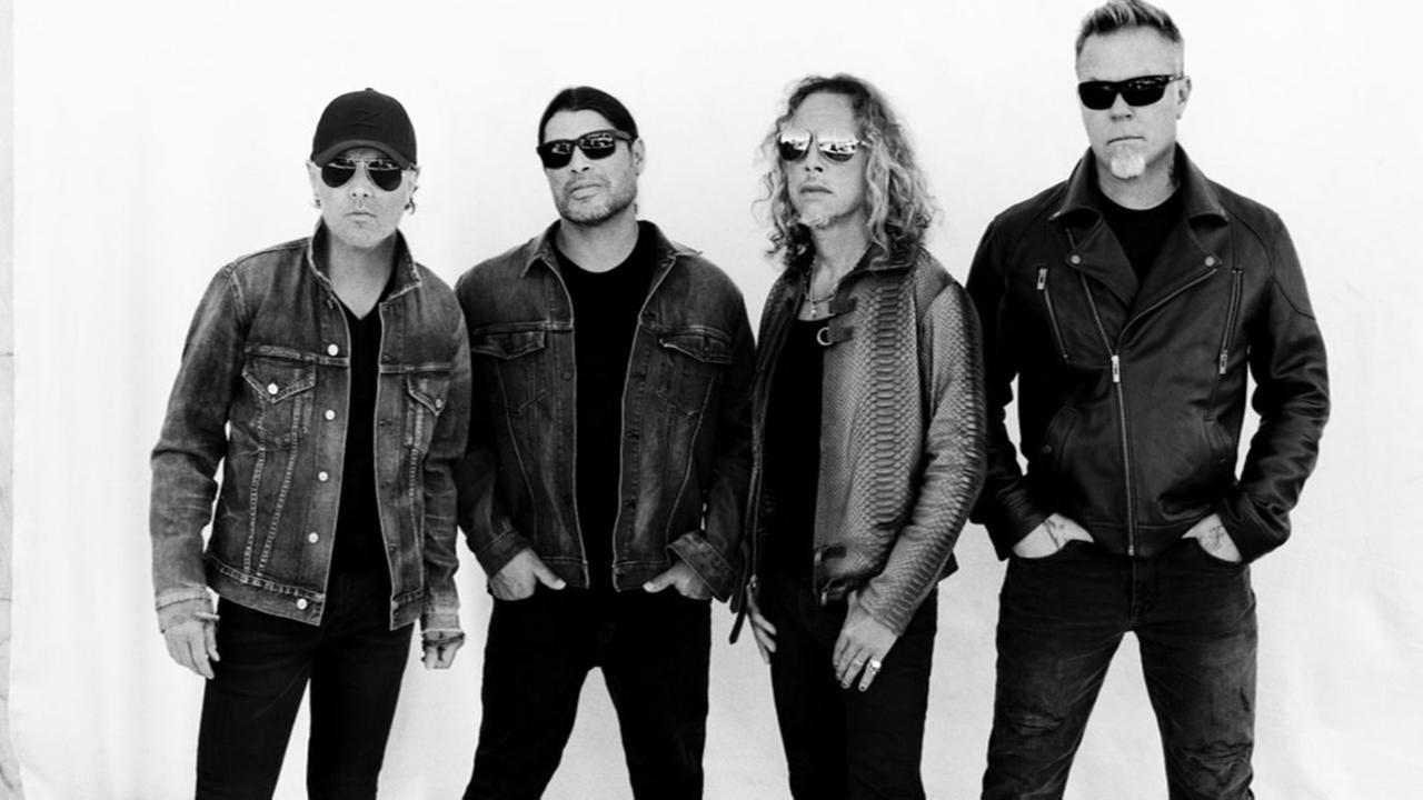 Metallica coming to Houston