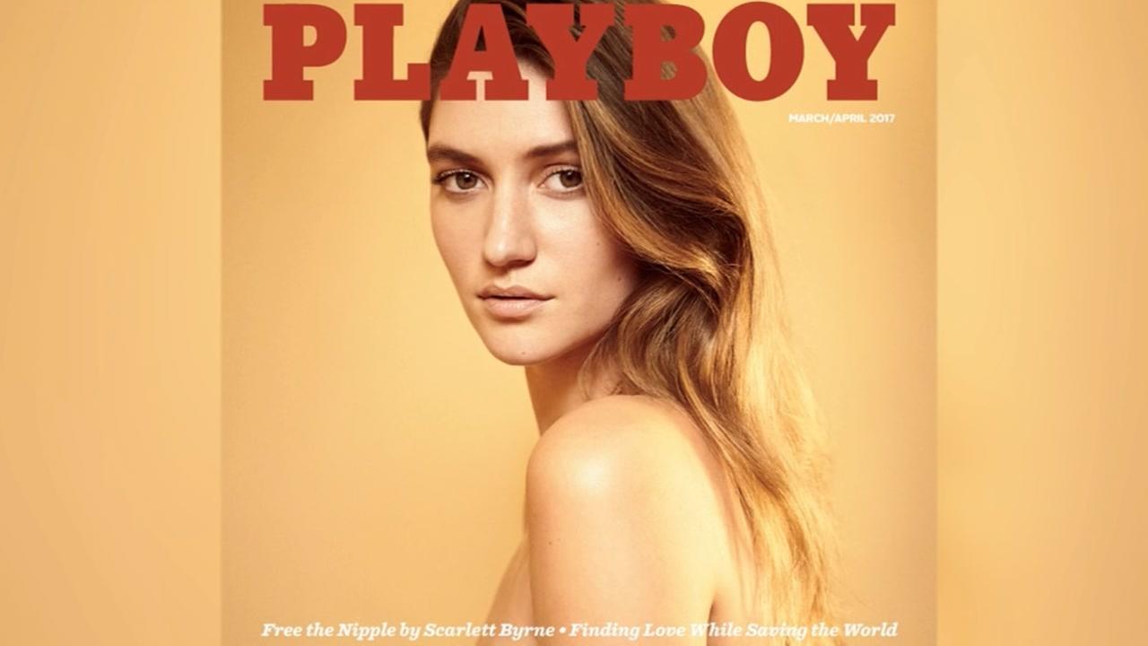 Playboy brings back nudity