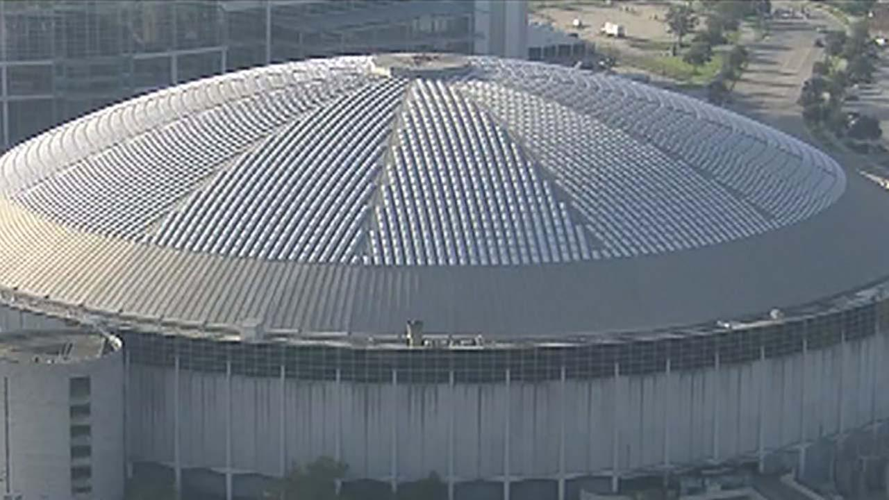 Local lawmakers support bill for taxpayers to approve dome money