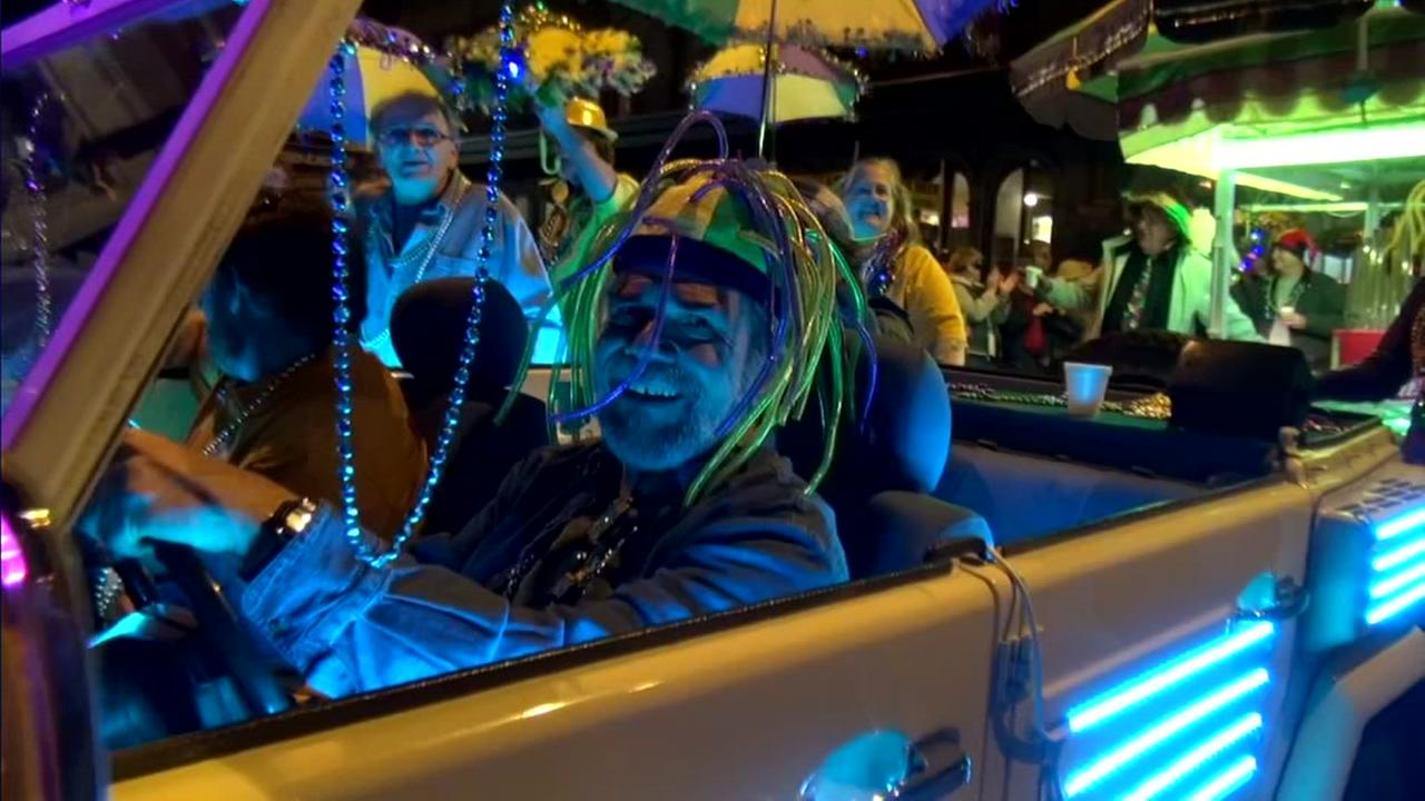 Galveston preps for Fiesta Gras