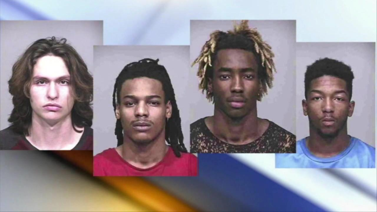 Cops: Armed suspects attack man using Facetime
