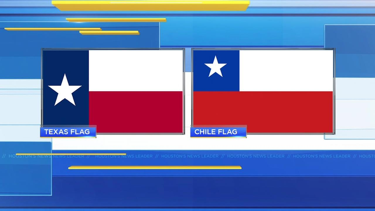 Texas lawmaker files resolution to stop using Chilean flag emoji as Texas flag