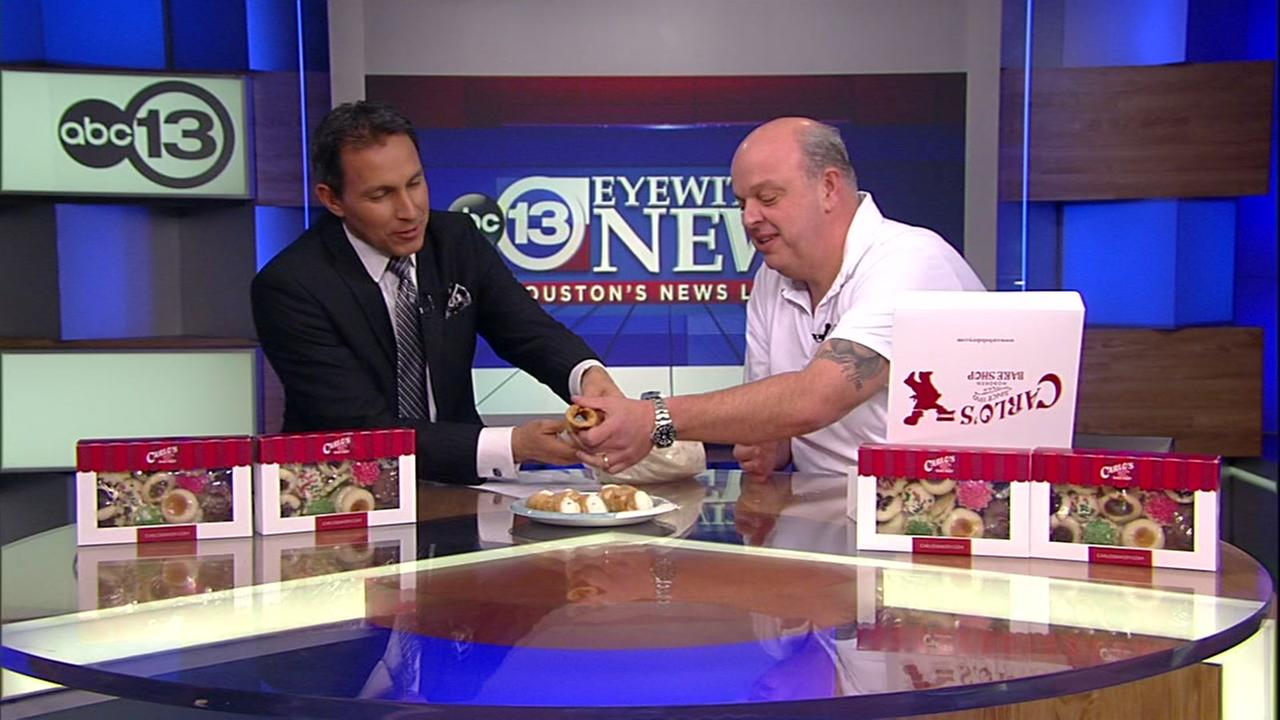 Cake Boss comes to Houston