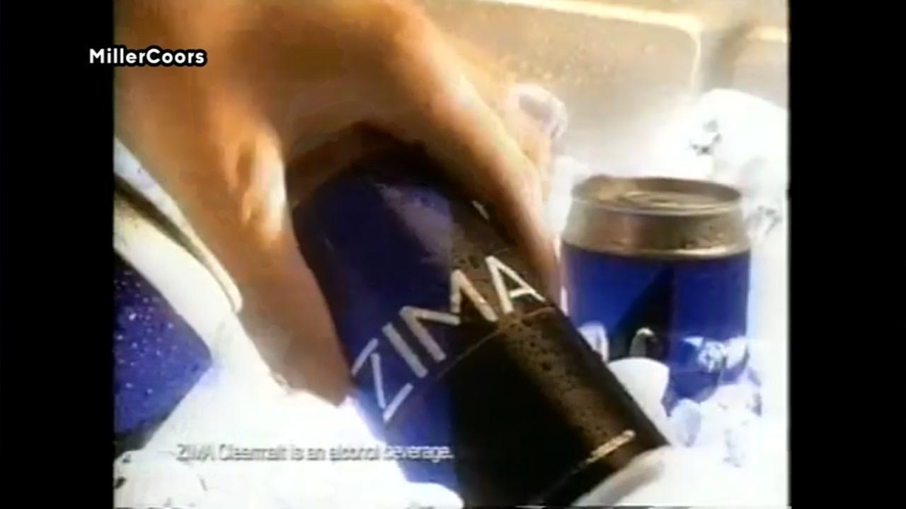 Remember Zima? Its back.