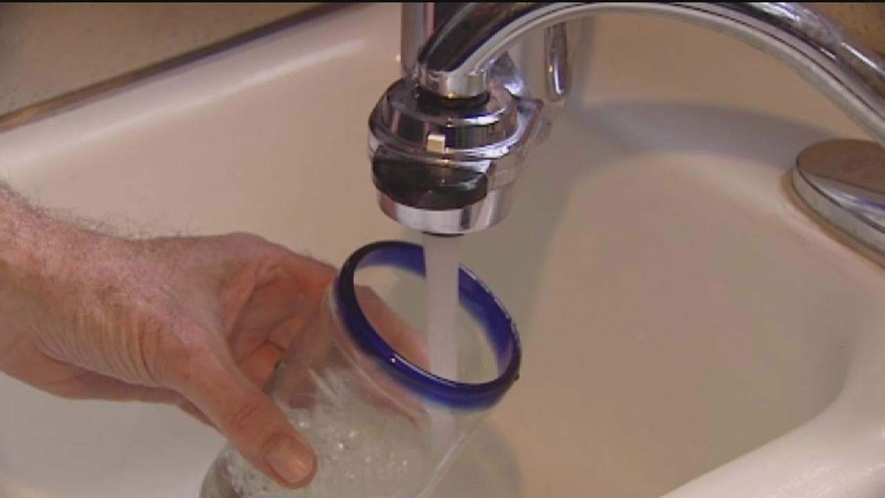 Lab tests reveal whats inside Houston tap water