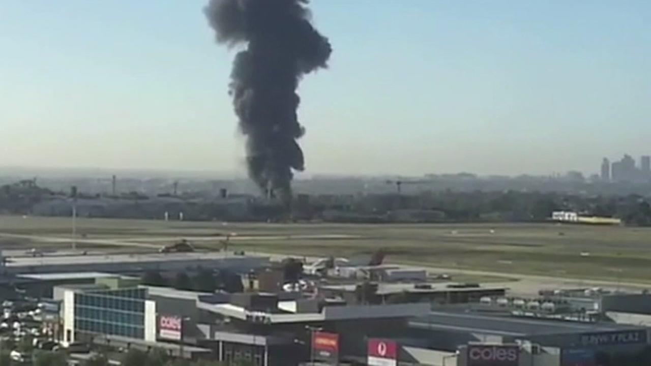 4 US tourists and pilot killed in Australian plane crash