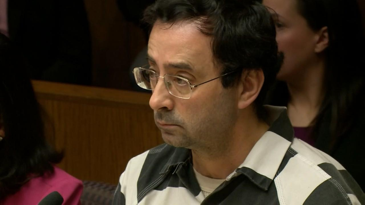 Ex-USA gymnastics doctor charged with sex assault