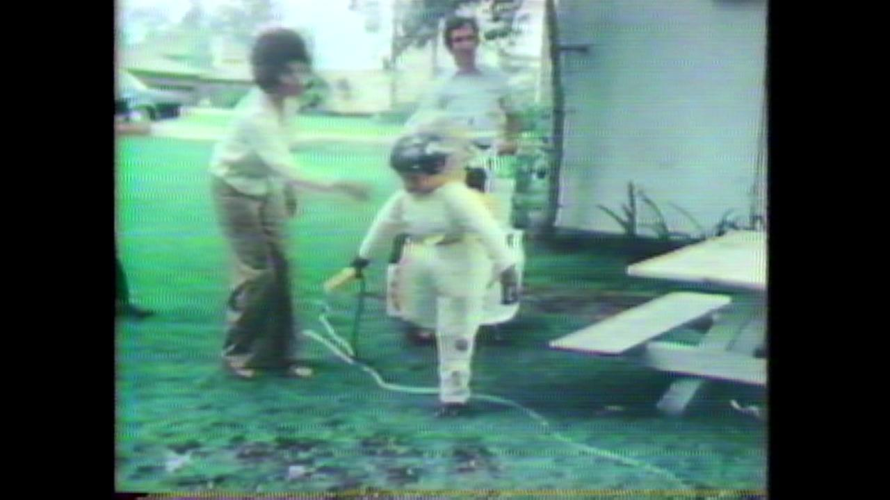 1984 report on the death of David the bubble boy
