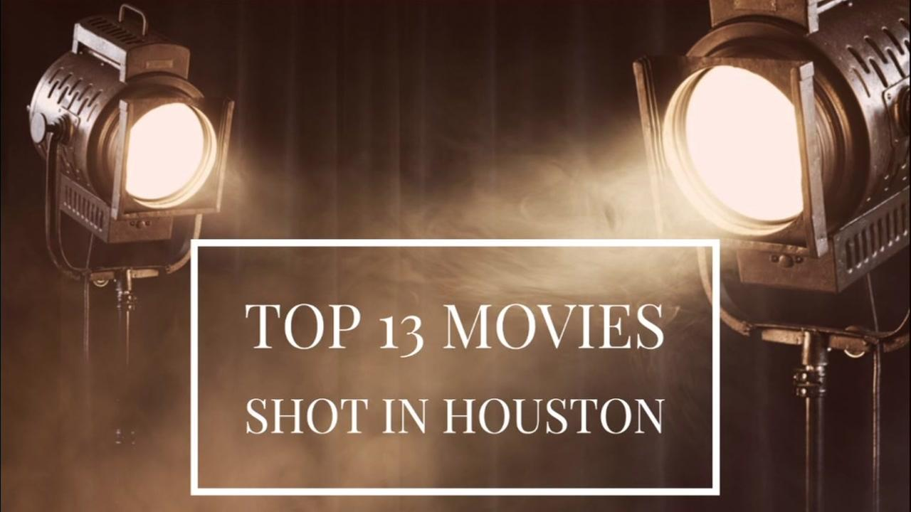 Top 13 movies shot in Houston