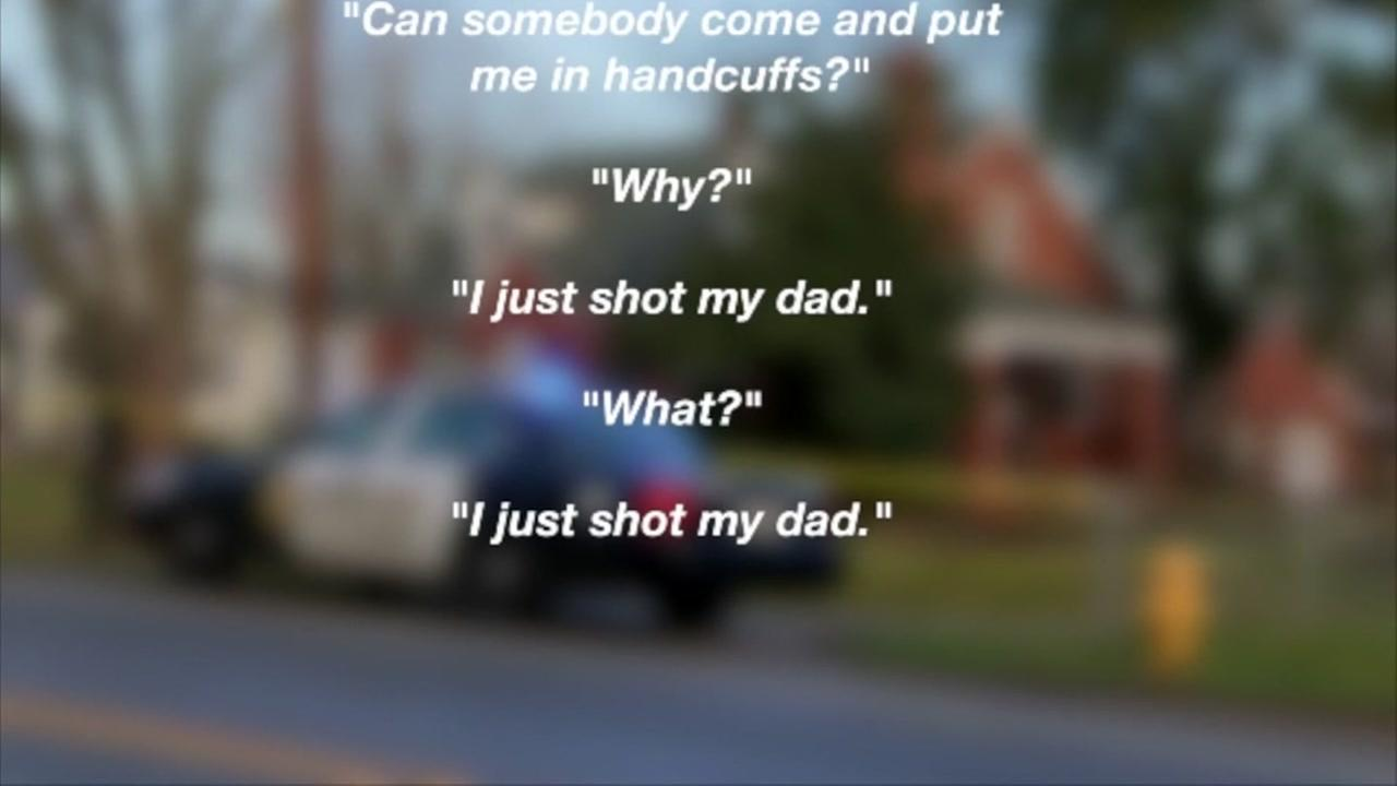 Girl calls 911 after shooting her dad