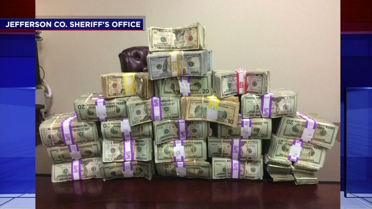 $500k seized during traffic stop in Beaumont