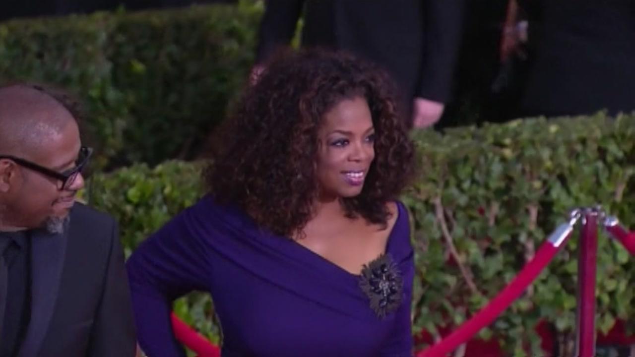 Oprah Winfrey might run for presidency