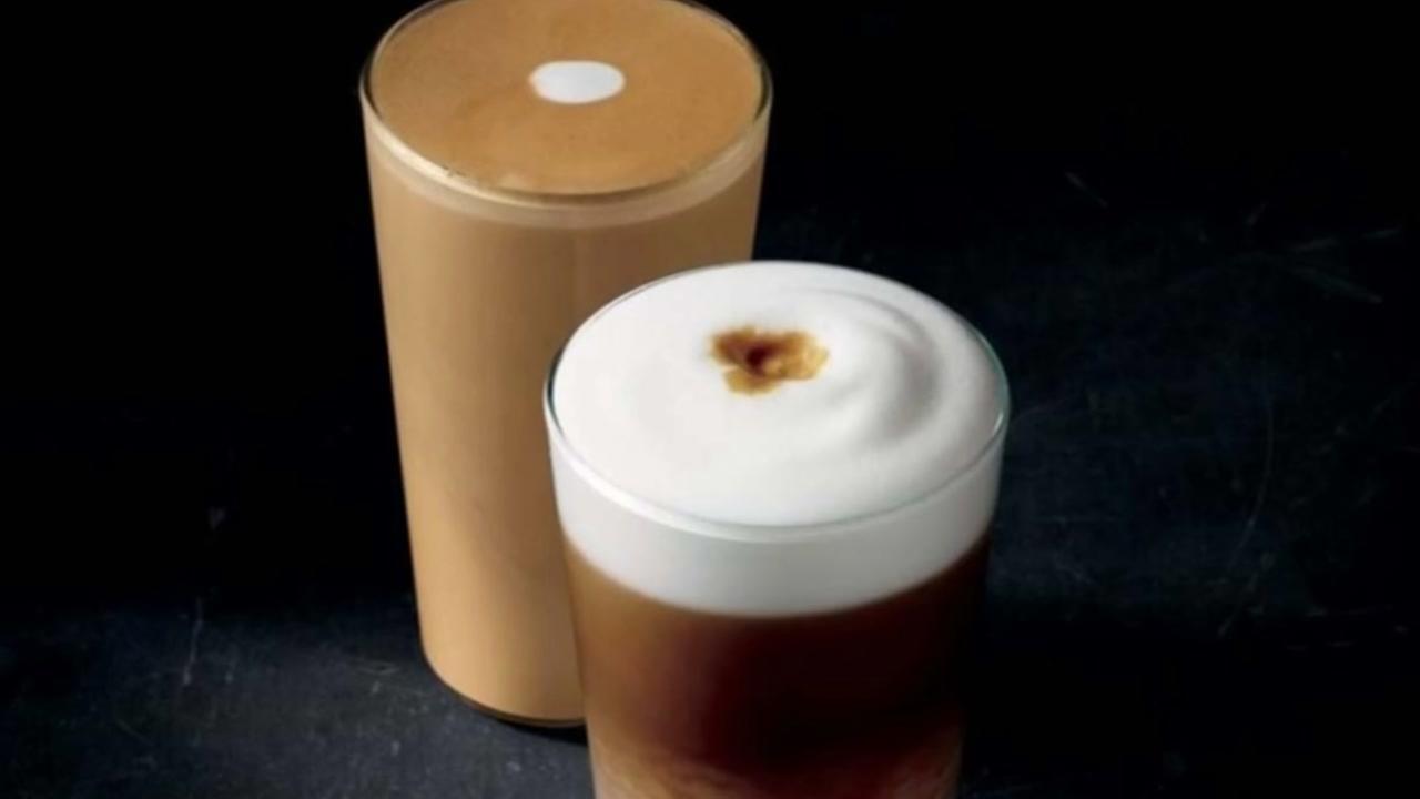Buy one, get one macchiato free at Starbucks