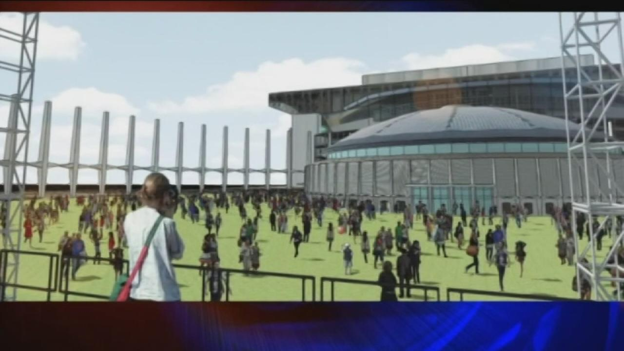 Renderings from Dome proposal released