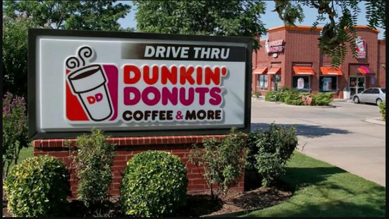 Dunkin Donuts removing artificial coloring