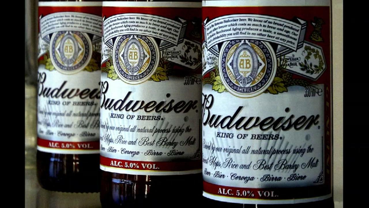 Texan gave up beer for Lent, wins a Budweiser case