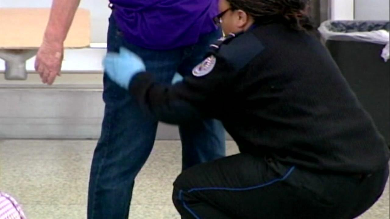 TSA unveils new patdopwn procedures