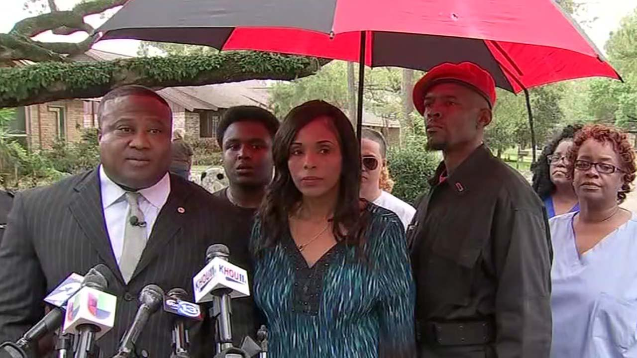 Accused robbers family wants upgraded charges after he was shot