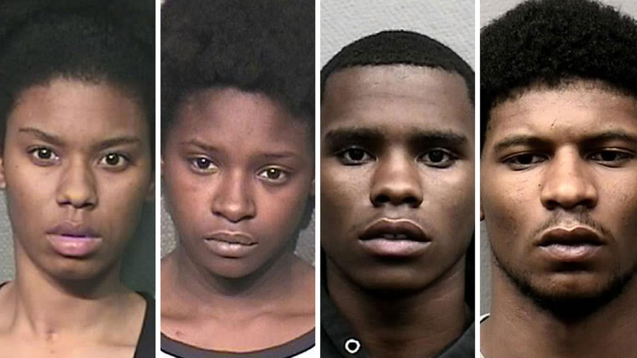 Police: Violent 'gangbangers' arrested in string of sex assaults, robberies