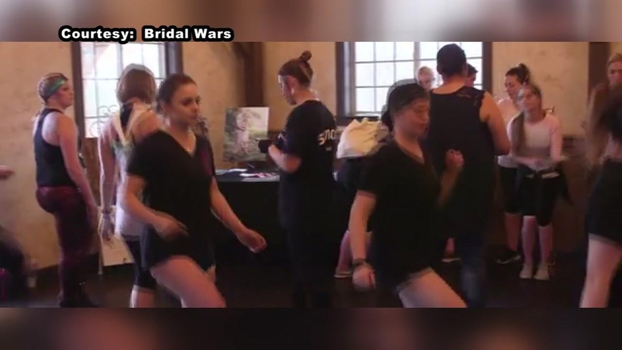 Bridal Wars event at Cotton Ranch