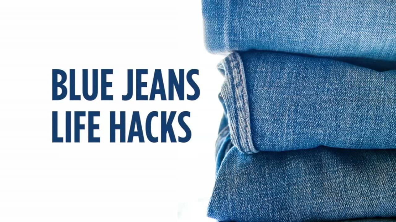 Lifehack: How to keep your jeans in tip top shape