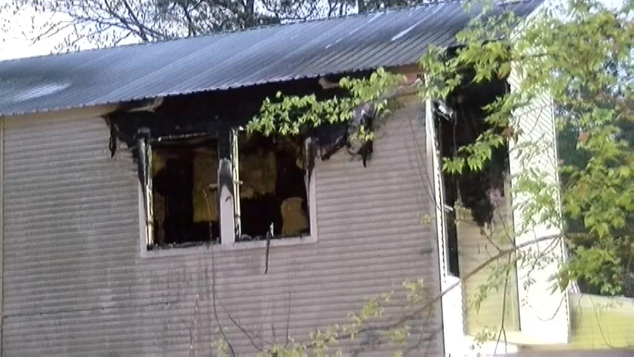 Two hospitalized after fire in Magnolia