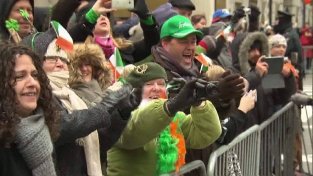 Best cities to celebrate St. Patricks Day