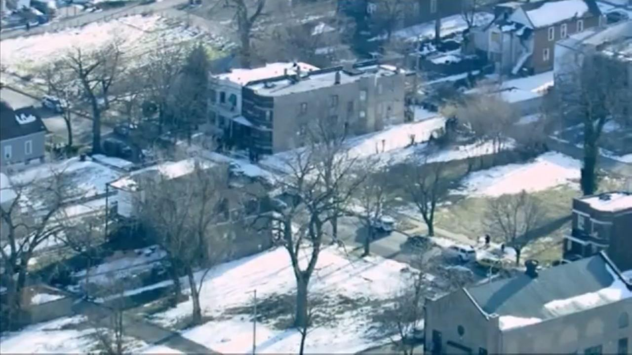 Child killed by gunfire in Chicago