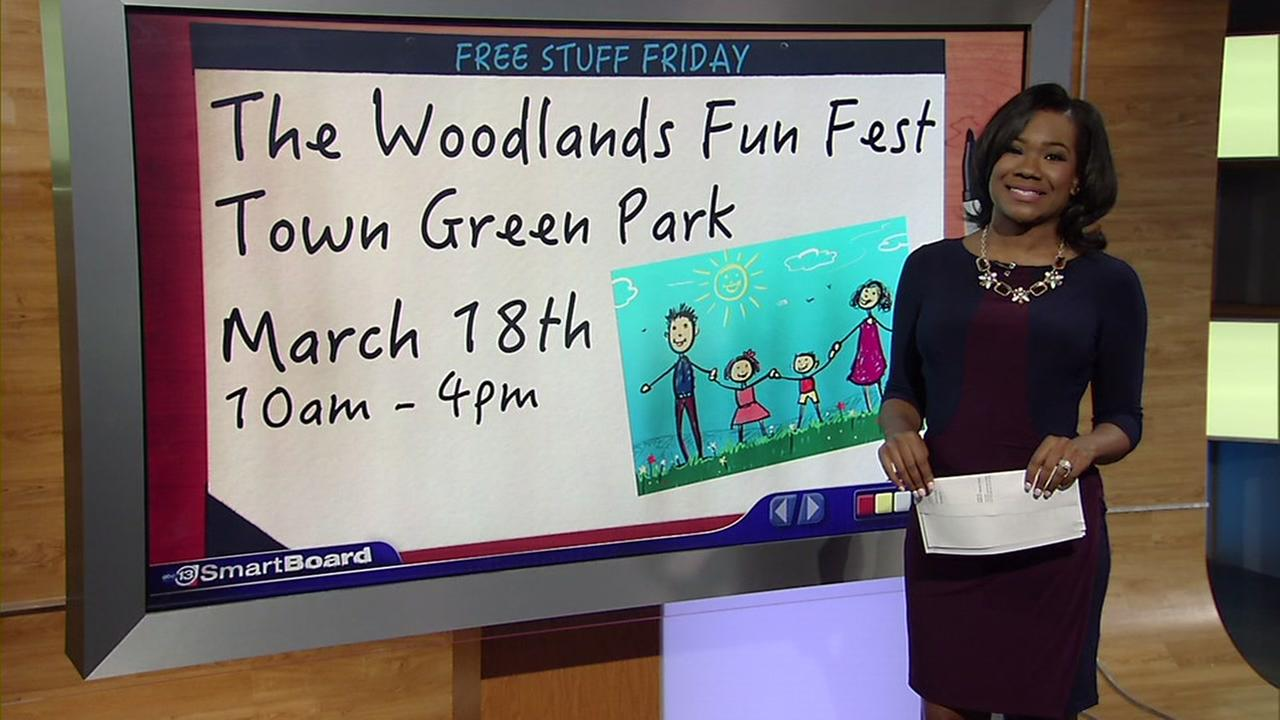 Free Stuff Friday: Food, entertainment and more!