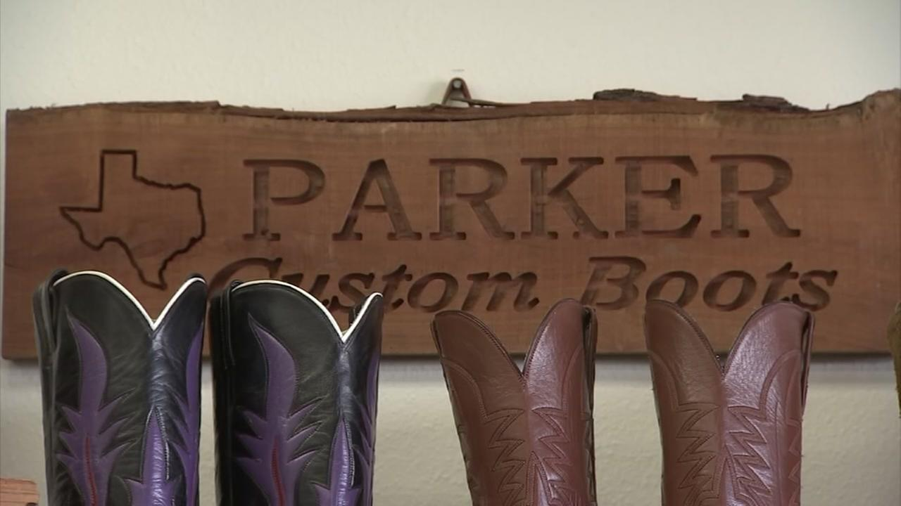 Cool Spaces: Parkers Custom Boots