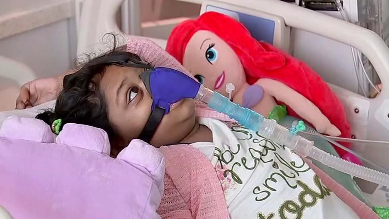 8-year-old undergoes double lung transplant