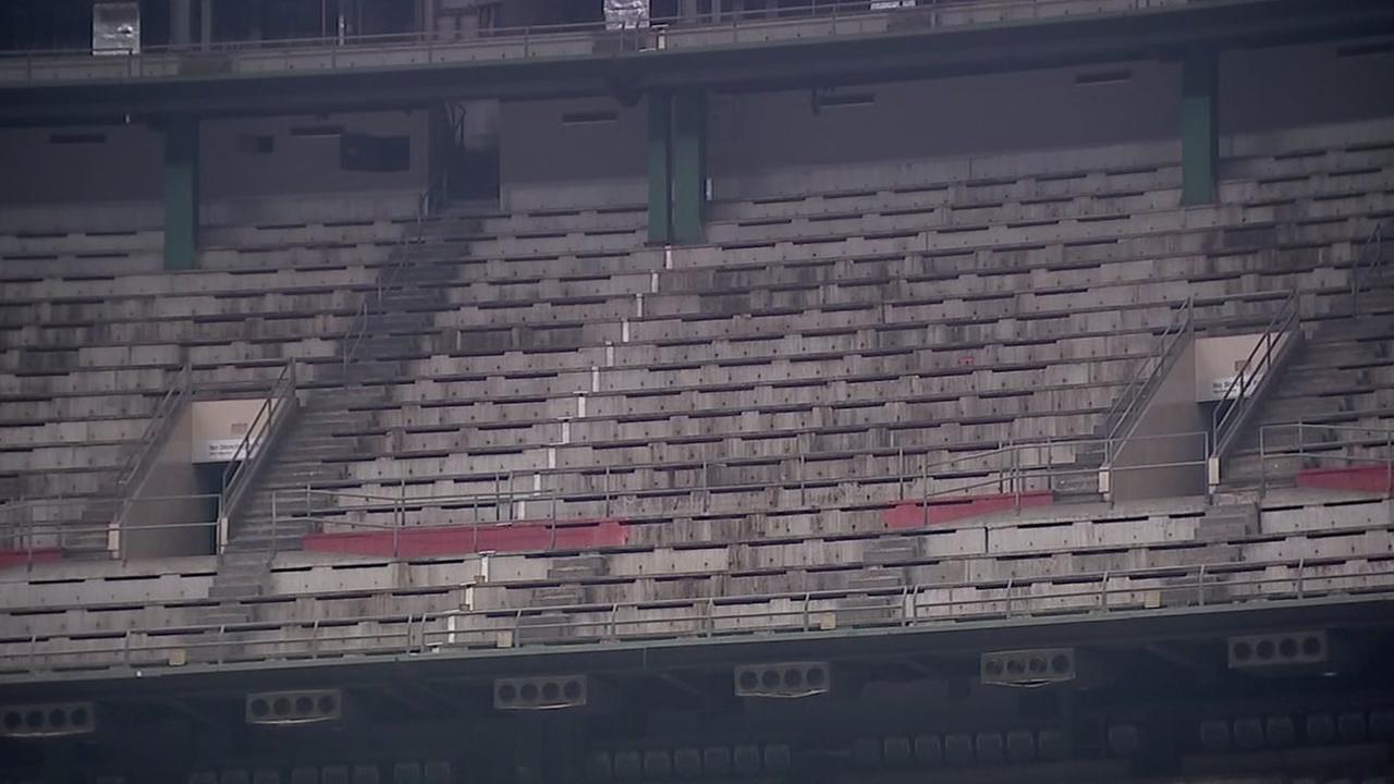 Bill to disrupt Astrodome plans inches forward