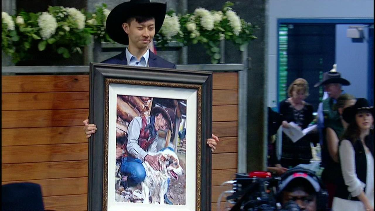 RodeoHouston Art Auction 2017
