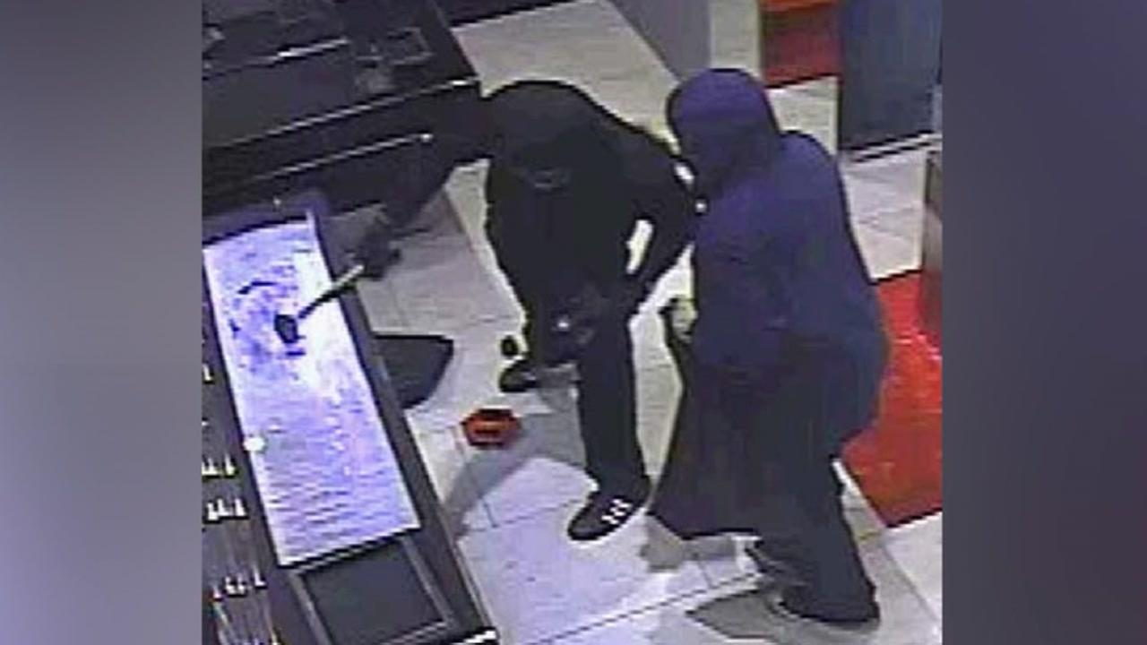 Police asking for publics help in identifying Galleria burglars